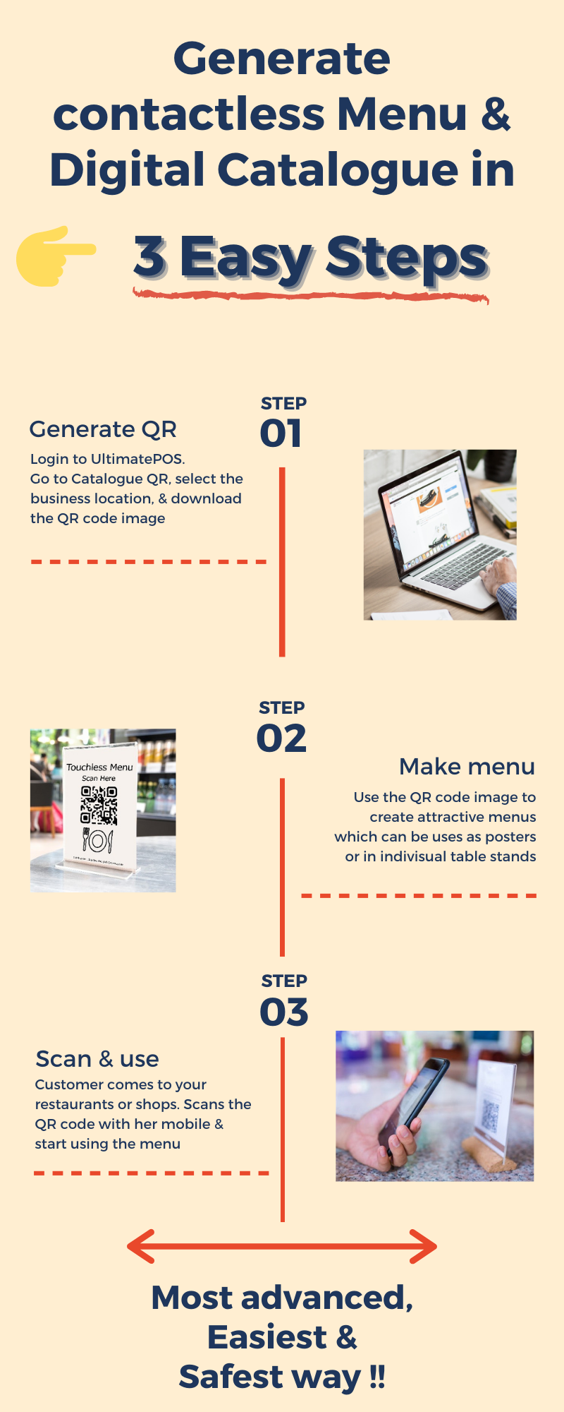Digital Product catalogue & Menu module for UltimatePOS - 2