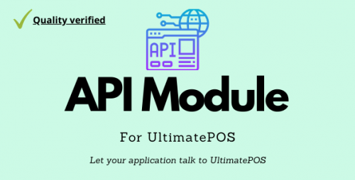 rest api for UltimatePOS