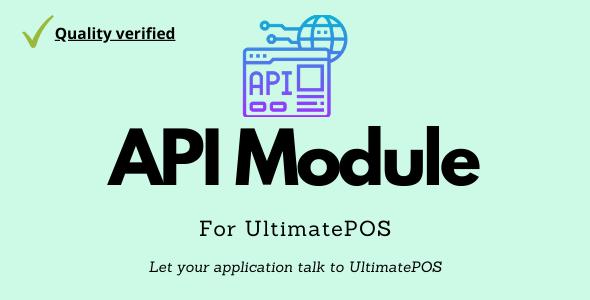 rest api for UltimatePOS